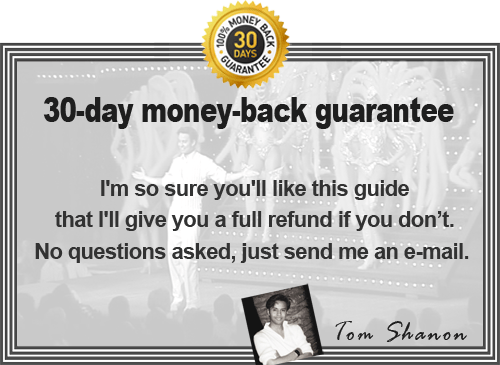 GUARANTEE Tom Shanon