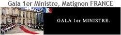 Gala 1er Ministre Matignon Tom Shanon