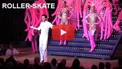 Roller-Skate Tom Shanon The Secret Of Pros The keys to a successful show