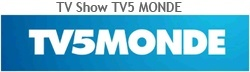 TV Show TV5 MONDE Tom Shanon
