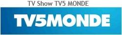 TV Show TV5 MONDE Tom Shanon