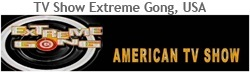 TV Show extreme gong talent Tom Shanon