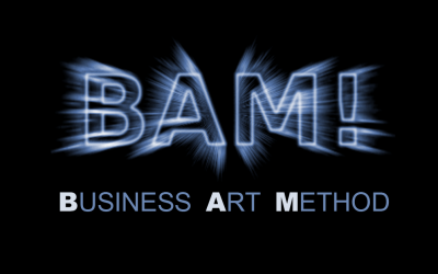 BAM! BUSINESS–ART–METHOD