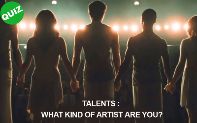 Talents: what kind of artist are you?