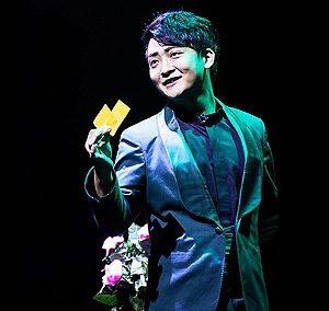 Changmin Lee magician