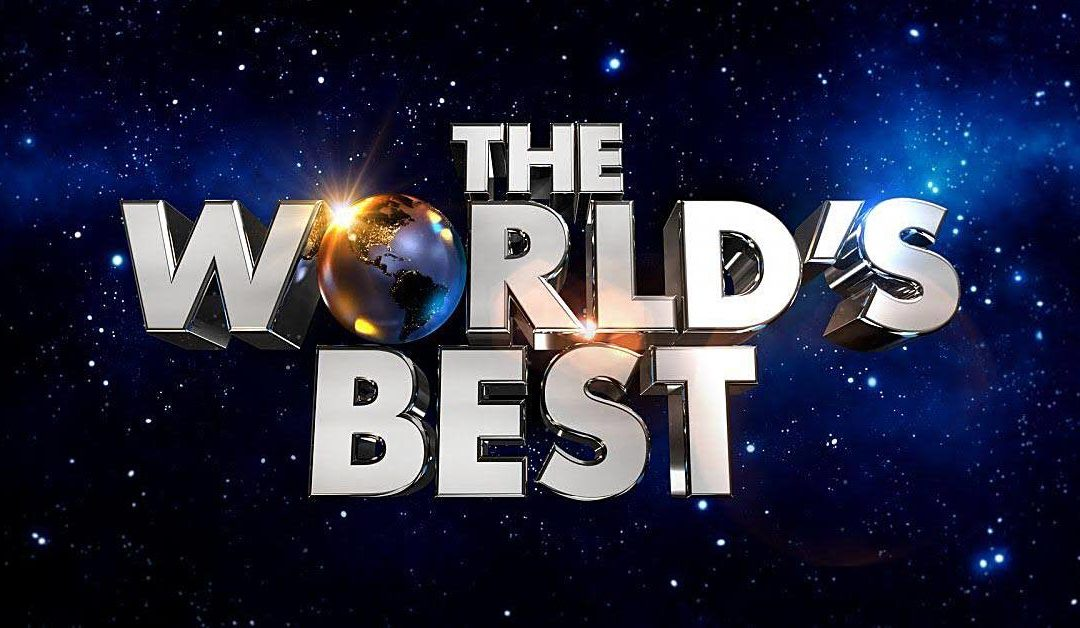 THE WORLD'S BEST, reality TV and talent competition for professional performers