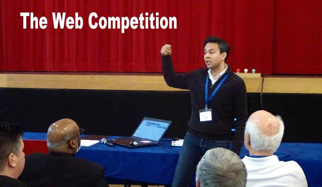 THE WEB COMPETITION
