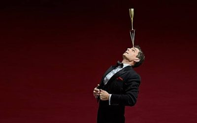 Olivier Palmer – Champagne !