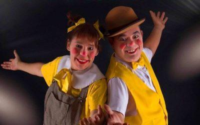Sarita & Kim León Clowns
